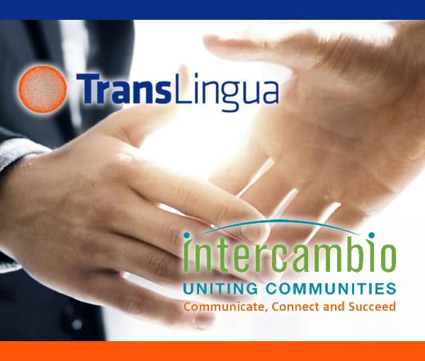 TransLingua and Intercambio Partnership