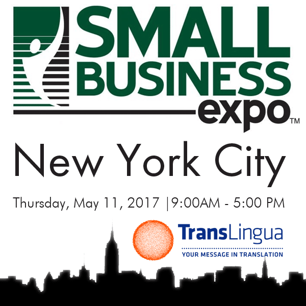 Join Nicole Michel-Deshagette at the Small Business Expo in NYC!