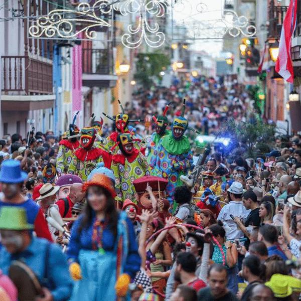 El Carnaval de Puerto Rico